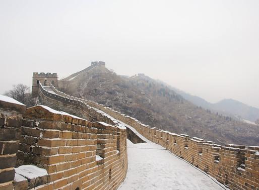 Über Weihnachten zu Gast in Peking