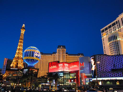 Roulett, Black Jack und ganz viel Show - Willkommen in Las Vegas