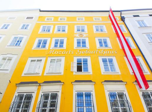 Ein Tag zu Gast in Mozarts Geburtsstadt Salzburg