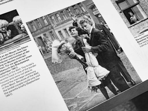 Berlin hautnah - Beeindruckende Geschichte auf dem Berliner Mauerweg entlang der Bernauer Straße