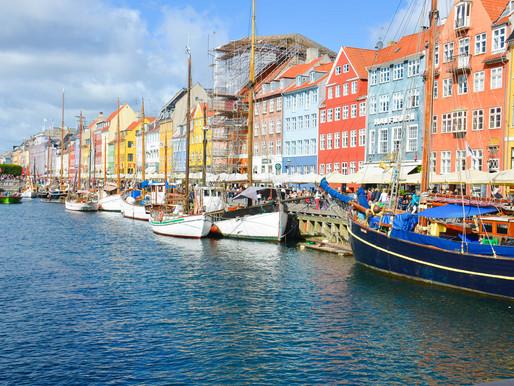 Über Hamburg, Lübeck und Kiel bis nach Oslo und Kopenhagen