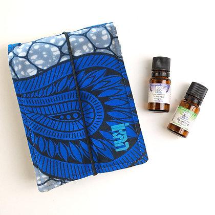 Pochette huiles essentielles Kax