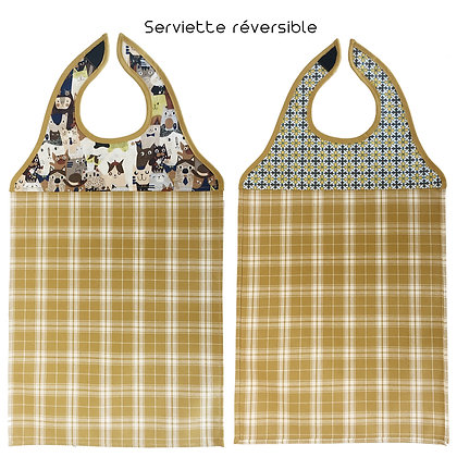 Serviette Cats