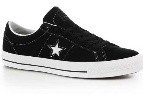 CONVERSE ONE STAR PRO SKATE SHOES