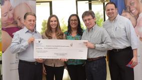 """HGSCA donates $6,500 to """"Fundación Casa Ronald McDonald Ecuador"""""""