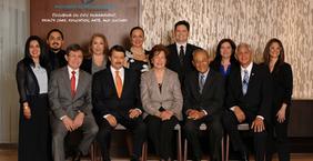 New HGSCA Board of Directors 2016