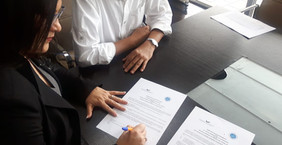 HGSCA and ESPOL in Guayaquil Signed a Bilateral Agreement to Strengthen the Partnership between Hous