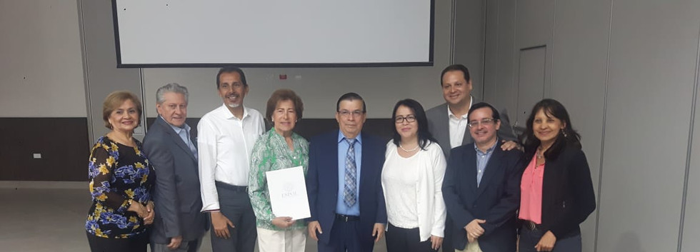 HGSCA Guayaquil ESPOL and Guests