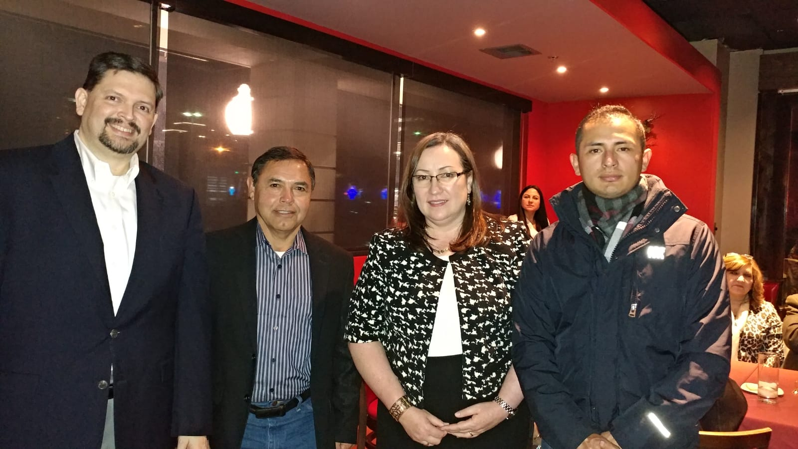 HGSCA, CG, and Jose Aizaga Quito FD
