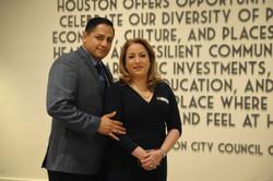 Soledad Tanner and Gabriel Lopez