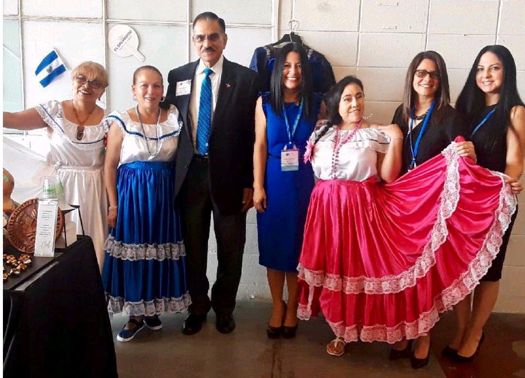 Celebrating Diversity - El Salvador