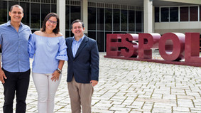 Carlos Parra Becomes the First Student Benefited Under the New Rice University - ESPOL Partnership F