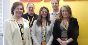 DP DHL the world's leading postal and logistics group joins HGSCA to help the Ecuadorian Victims of