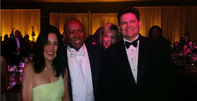 HGSCA Was Present at the Consular Ball. A Houston's  Premier White Tie Event, Recognizing Member