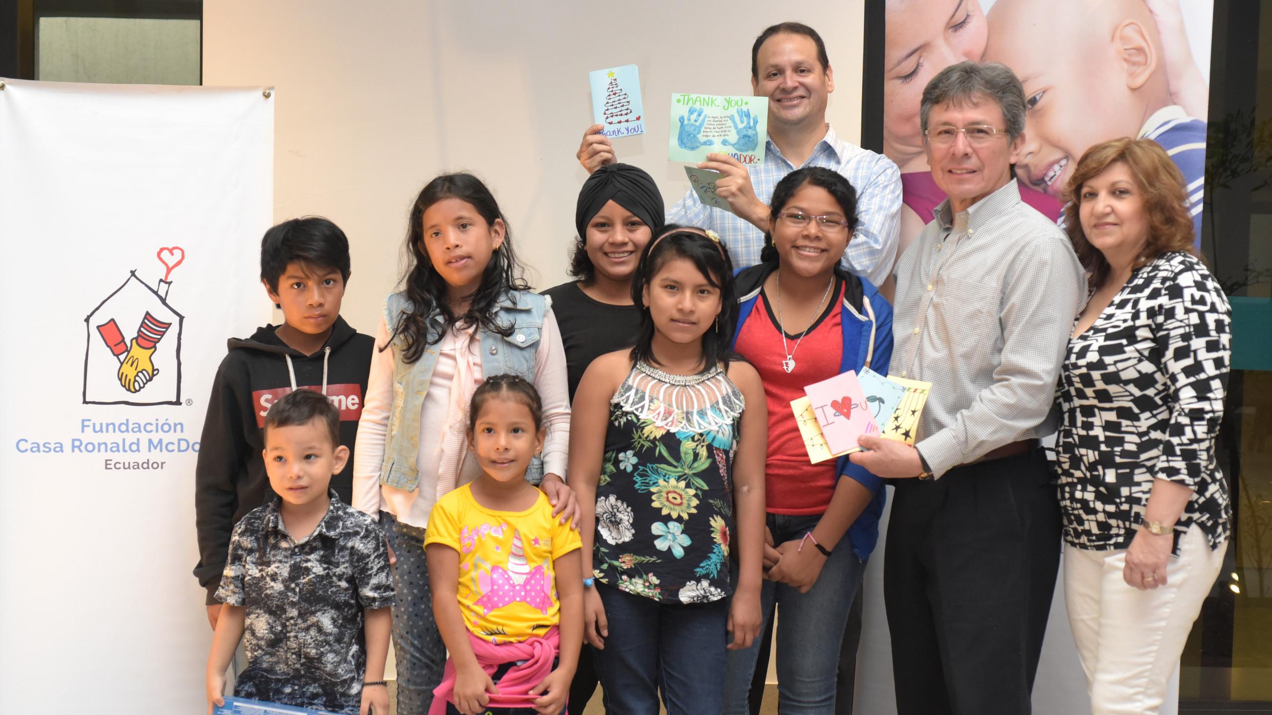 FCRM Ecuador Children