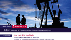 "ESPOL and HGSCA Bring ""The Huge Oil and Gas Challenge in Ecuador and How to Face it to Attract"