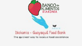 HGSCA Partners with Guayaquil Food Bank Diakonia  to Raise Funds to Feed Low-income Families in Guay
