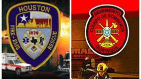 A Guayaquil Fire Department (BCBG) Delegation will Pay a Courtesy Visit to the Houston Fire Departme