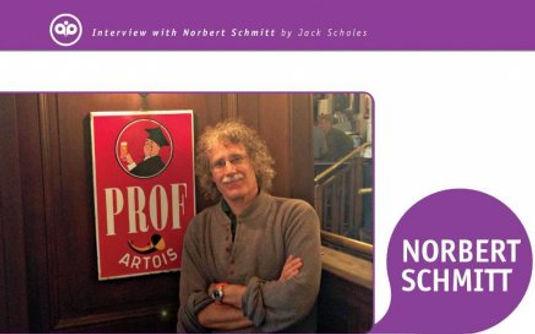Interview with Norbert Schmitt