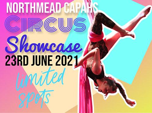NMCAPA 2021 Circus Mid Year Showcase
