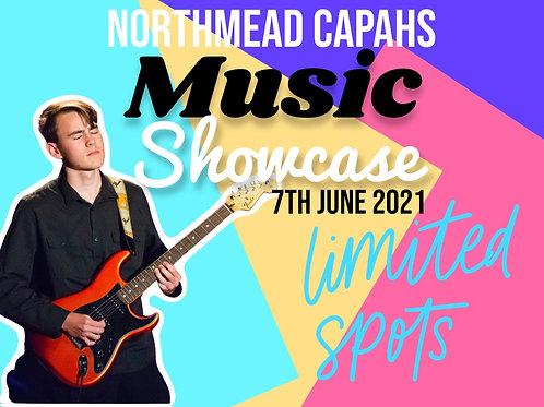 NMCAPA 2021 Mid Year Music Showcase
