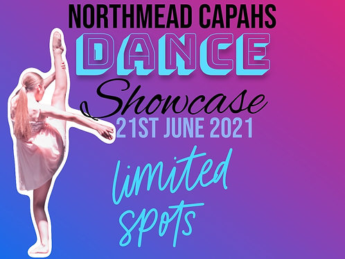 NMCAPA 2021 Dance Mid Year Showcase