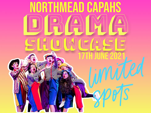 NMCAPA 2021 Drama Mid Year Showcase