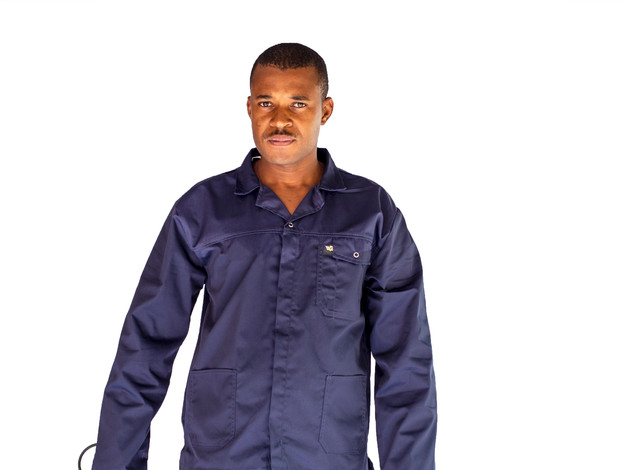 65:35 Polycotton Conti Suit (Navy)