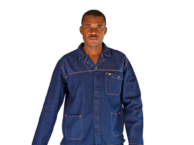 Premium Denim Suit