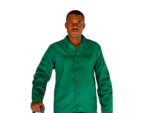 Standard Conti Suit (Emerald Green)