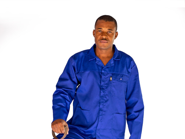 Superior Conti Suit (Royal Blue)