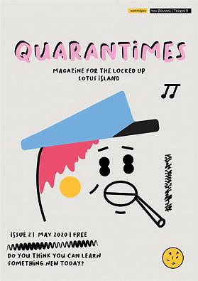 Quarantimes 2  cover.jpg