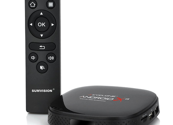 Sumvision Cyclone Android x4 QuadCore Media Player