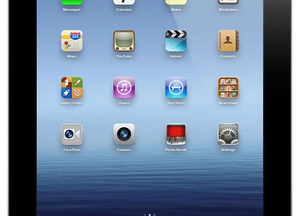 Apple iPad  (32GB, Black) 4th GENERATION