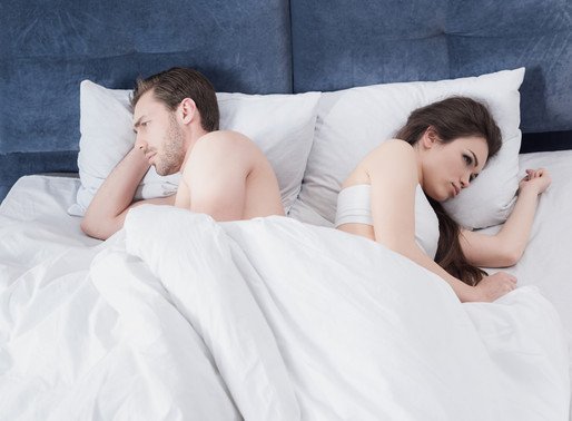 Orgasms and Treacherous Toys - Improving Sexual Health