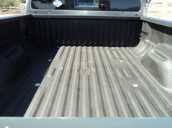 After Truck Bed Detail