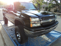 Truck - After Wax and Exterior