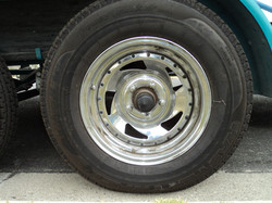 Before Tire Detail
