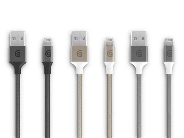 Griffin, USB Cables, Lightning Bolt, Wall Charger, Car Charger, Aux Cable, Auxiliary, Kevlar, Dupont