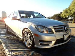 Mercedes C Series After