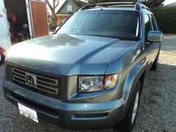 Honda Truck After