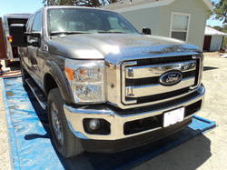 Before Ford Truck Detail
