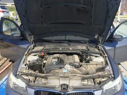 BMW Before Engine Detail