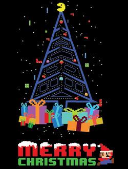 Mario & PacMan Christmas Design_ copy