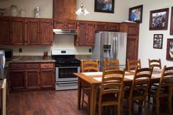 Wooden House Kitchen