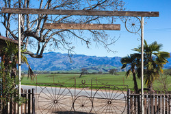 Ranch Entrance (Looking Out)