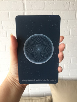 Back of the card deck