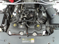Mustang 5.0 BOSS Before