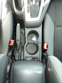 Before Center Cup Holders