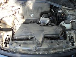 BMW Engine After Regular Usage